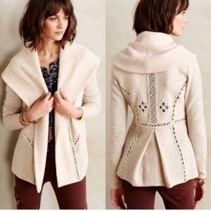 Anthropologie | Angel of the North Cardigan